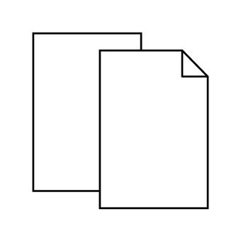 Paper (copy paper / letter)