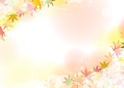 단풍의 환상적인 프레임 03