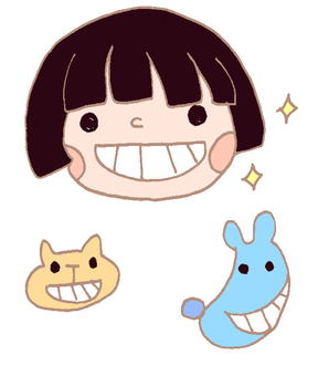 tooth! Neko and Ichi