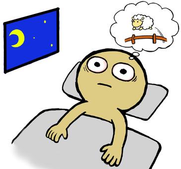 I can't sleep 3