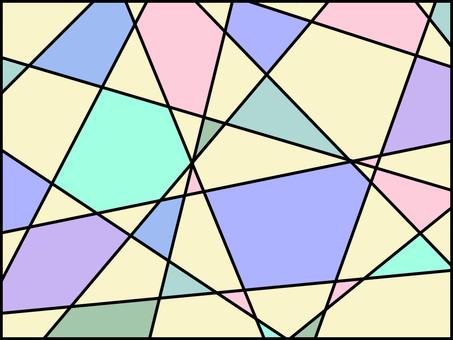 彩色玻璃牆紙,背景材料例證