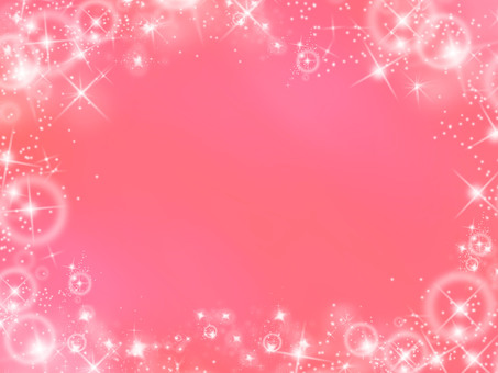 Background glittering orangepink