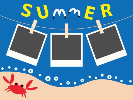 夏季相框(1)