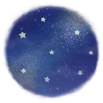 밤하늘과 별