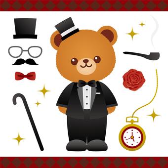 Gentleman Kuma-chan