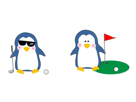 Penguins _ Sports _ Golf