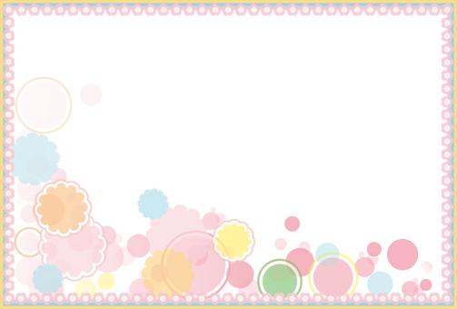 가리 (매화 & 물방울)
