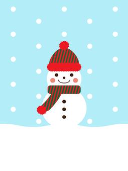 Background - Snow Dalma 08