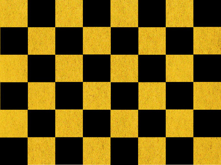 """""""Background material"""" black and gold checkered pattern"""