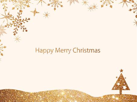 Christmas frame ver 33
