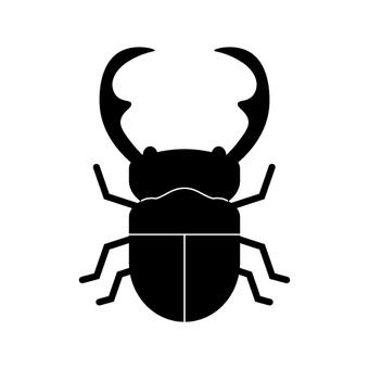 昆虫(クワガタ)