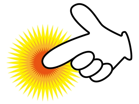 Hand sign 02