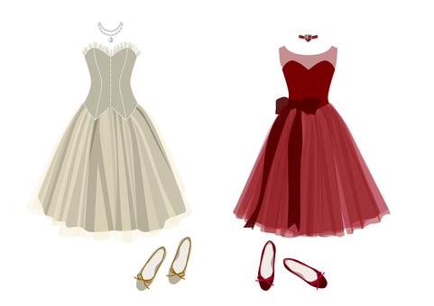 Party dress set