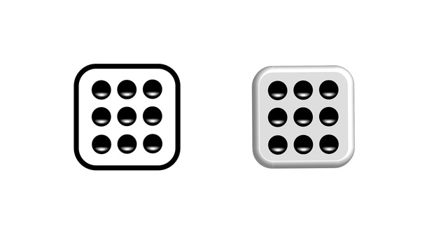 Eye of dice · 9