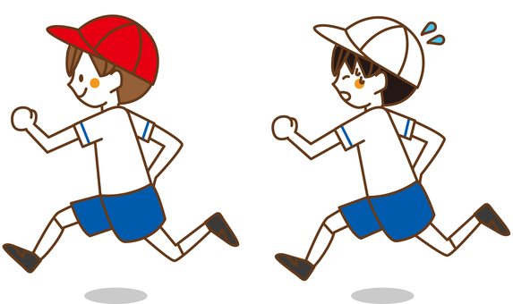 Two boys to marathon _No.04