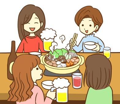 火鍋派對(婦女協會)