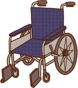 【Welfare Equipment】 Wheelchair