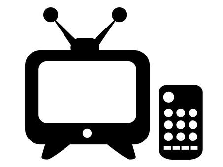 電視圖標集