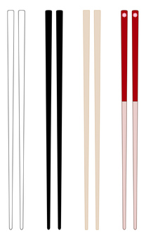 Chopsticks (4 types)