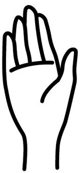 Hand drawing 1