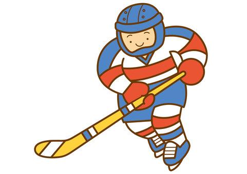 Ice hockey 4c