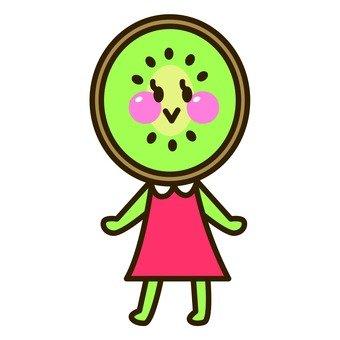 Kiwi chan