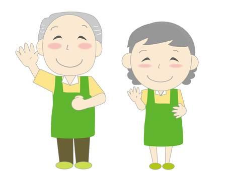 chacha Elderly work