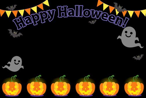 Postcard: Halloween 3