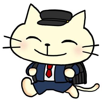 초등학생의 고양이