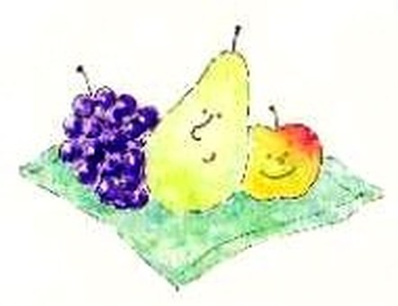 The fruit ♪
