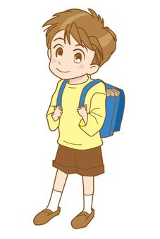 Randoser elementary school student _ boy