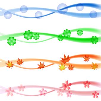 Wave 4 colors