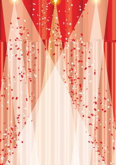 Stage (confetti vertical)