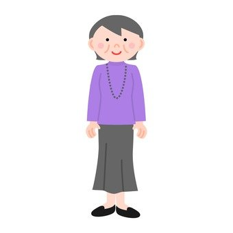 Women (grandmother)