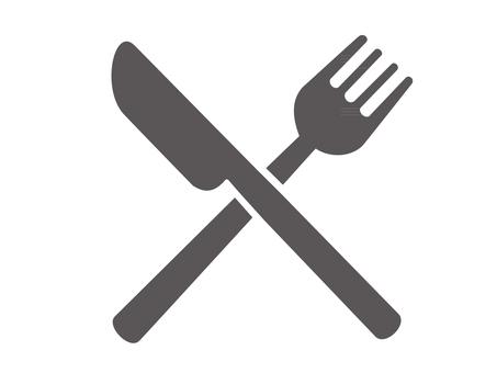 叉子/刀子