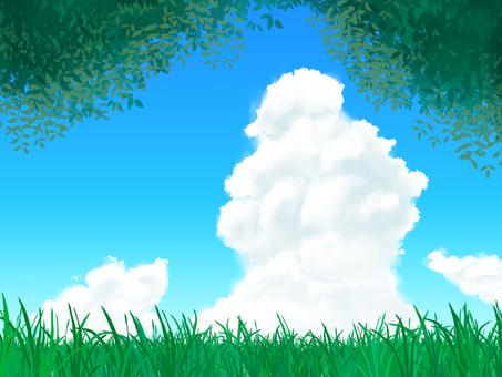 大草原的風景03