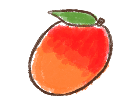Crayon series [Mango]