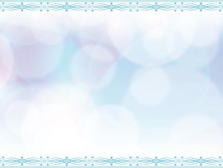 Vivid background frame