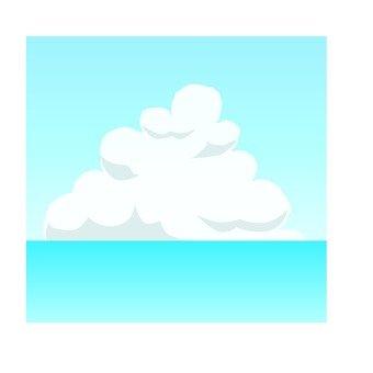 Summer Fun Poems - Ice Cloud