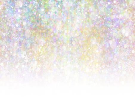 Mixing dots 16 (rainbow)