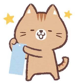 Tanabata Short Cat