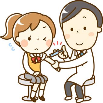 予防接種_学生