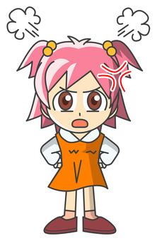 Girl - Anger 7