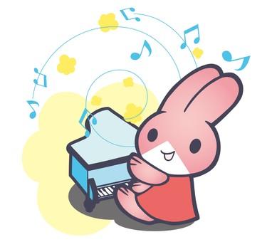 음악 토끼 씨