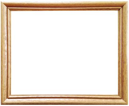 Vintage crate frame Shiraki
