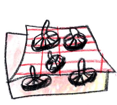 Make dried shiitake mushrooms