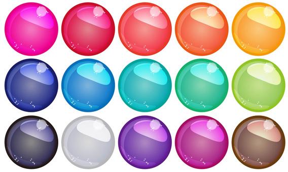 Glitter ball 2