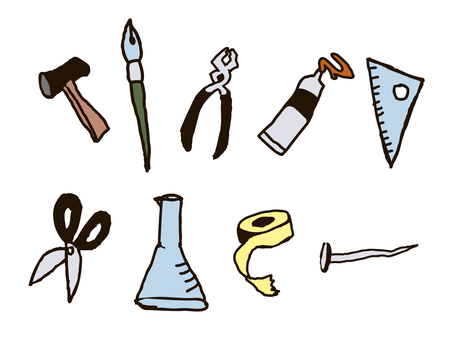 Tools · Stationery