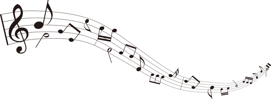 Musical note band