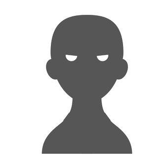 Suspicious person shadow